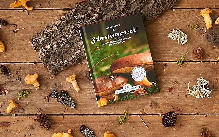 Schwammerl Buch