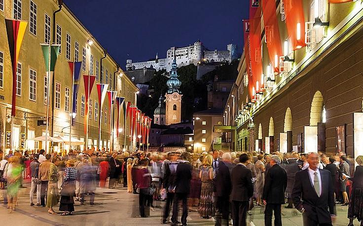 Umfangreiches Programmangebot zu den Salzburger Festspielen