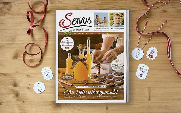 Servus Unser Garten