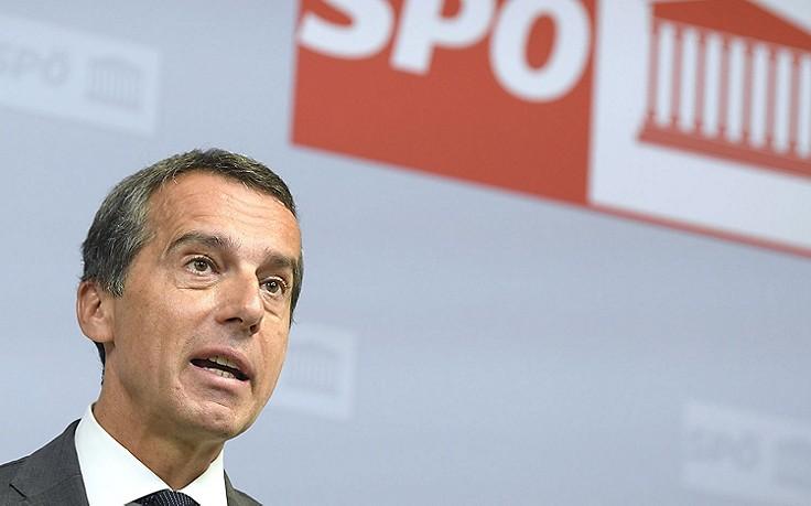 SPÖ-Chef Christian Kern teilt Kritik von Wiener Lehrerin