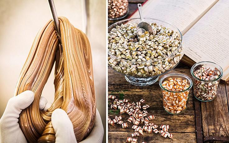 Die Wiener Zuckerlwerkstatt und ihre nostalgischen Bonbons