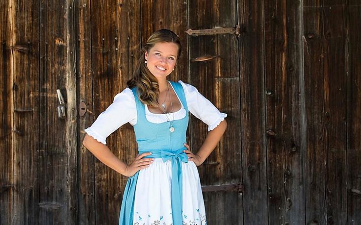 Unsere ServusTV-Moderatoren: Christina Ömmer