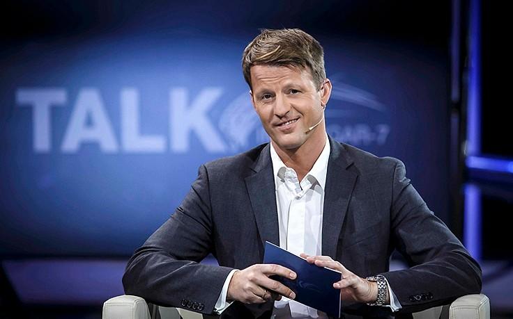 Unsere ServusTV-Moderatoren: Michael Fleischhacker