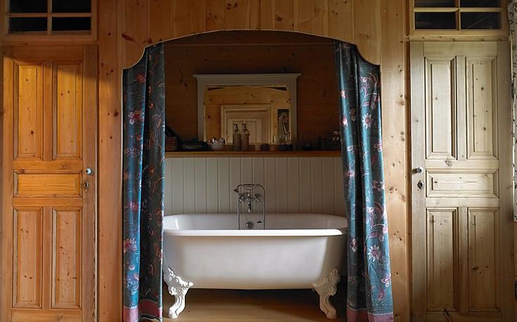 Inspiration für Daheim: freistehende Badewannen