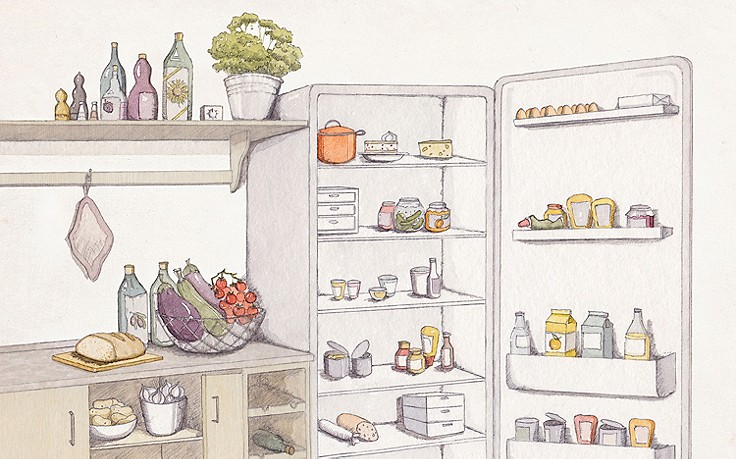 Kühlschrank-Leitfaden: So bleiben Ihre Lebensmittel länger frisch
