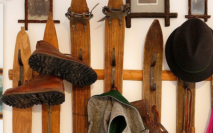 Inspiration für Daheim: alte Fundstücke mit neuer Funktion