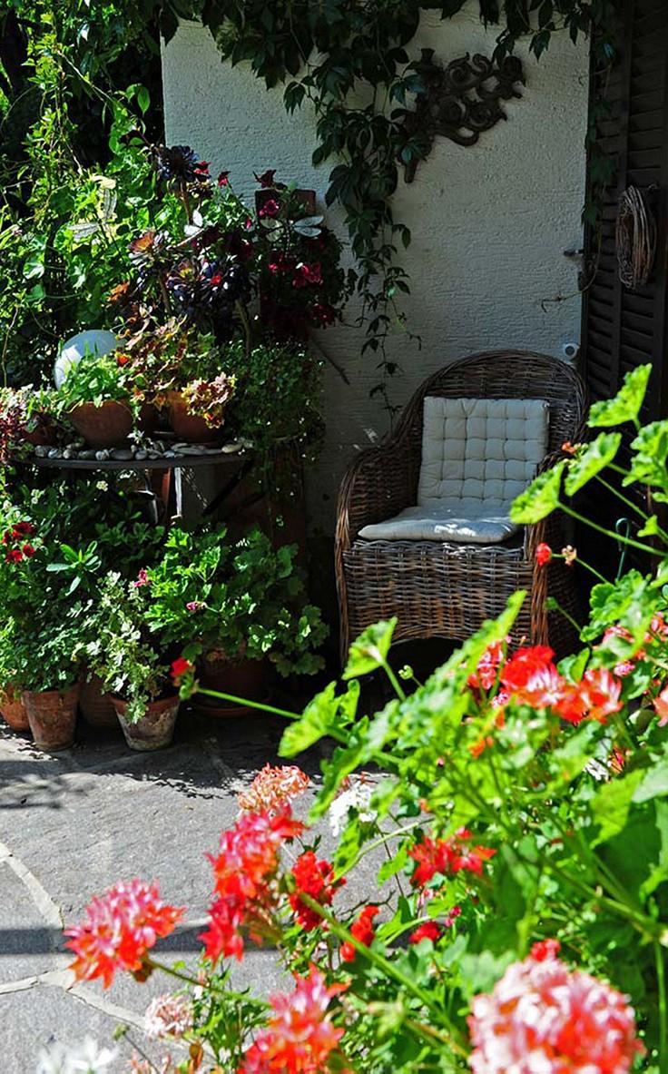 Inspiration für den Garten: Lieblingsplätzchen im Grünen