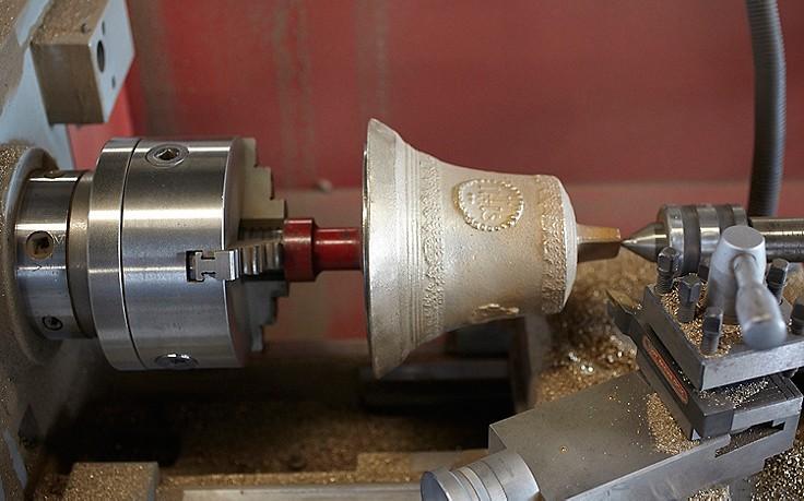 Gelebtes Handwerk: der Glockengießer aus dem Pillerseetal
