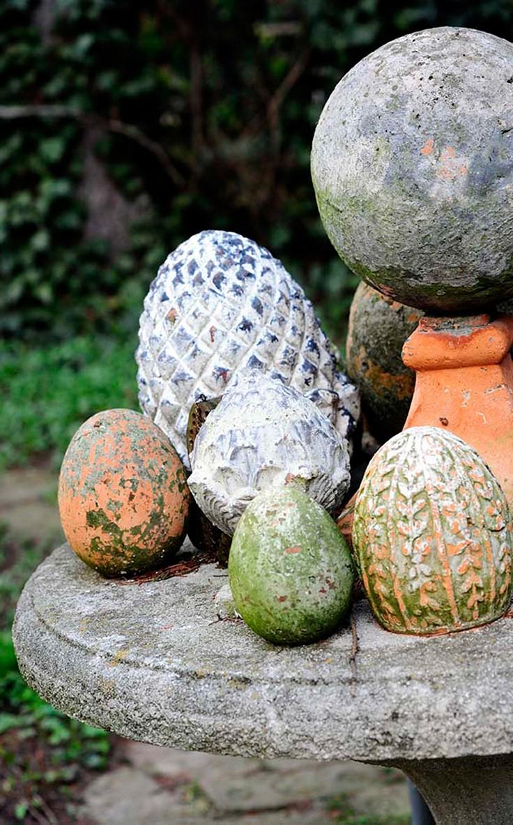 Inspiration für den Garten: Statuen und Skulpturen