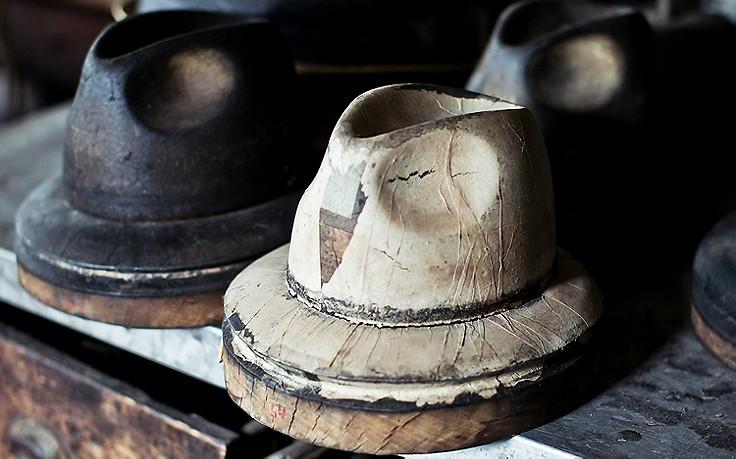 Die Hüterin der Hüte