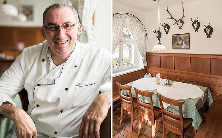 Der Weiserhof serviert geschichtsträchtige Gerichte