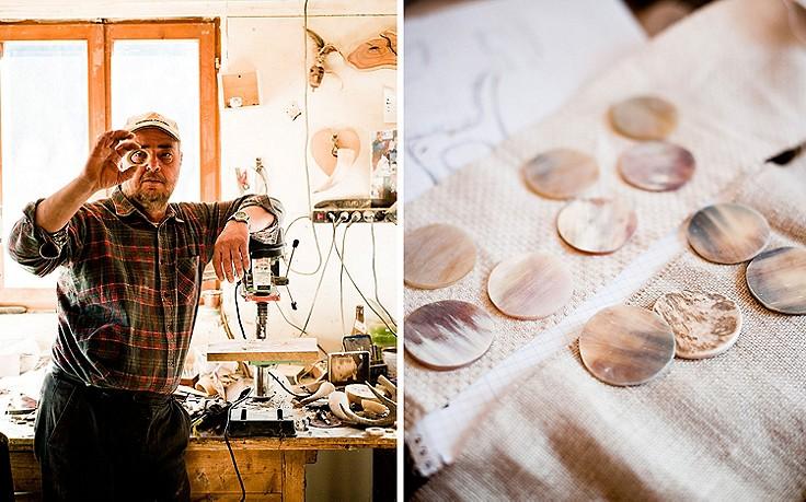 Der Kärntner Knopfmacher und seine Unikate