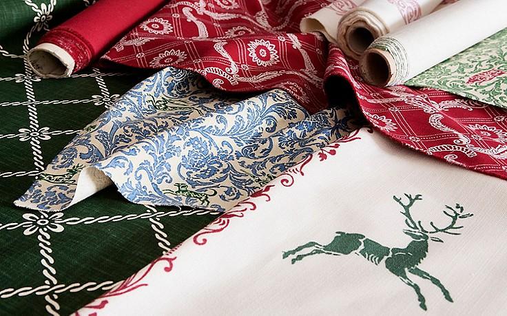 Die Handdruckerei Jordis: alte Muster auf neuem Stoff