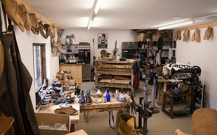 Der letzte Schuhmachermeister Goiserns