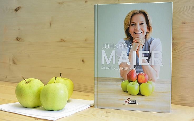 Buch-Tipp: Meine gesunde Küche von Johanna Maier