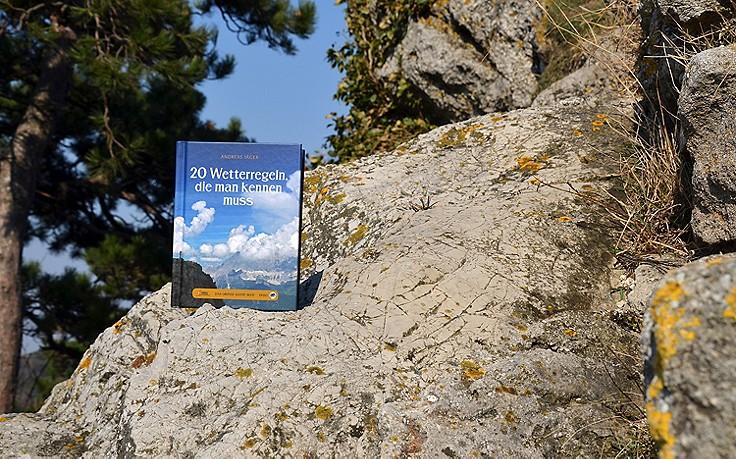 Buch-Tipp: 20 Wetterregeln, die man kennen muss von Andreas Jäger