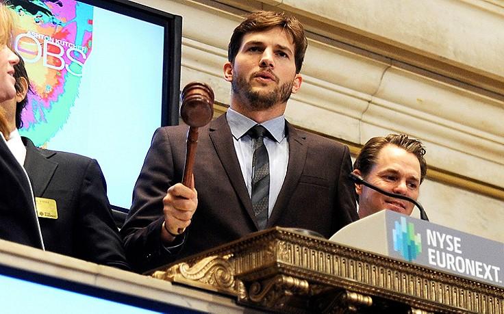 Wundern & wissen: 7 Fakten zu Ashton Kutcher