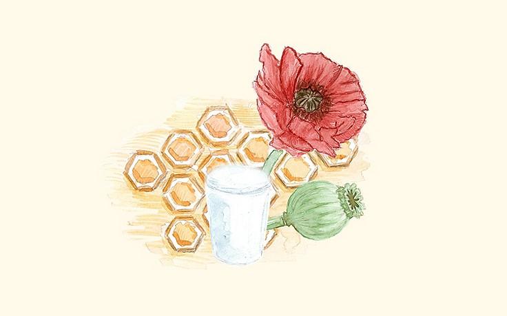 Grüne Kosmetik zum Selbermachen: Mohn-Peeling