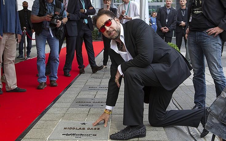 Wundern & wissen: 7 Fakten zu Nicolas Cage