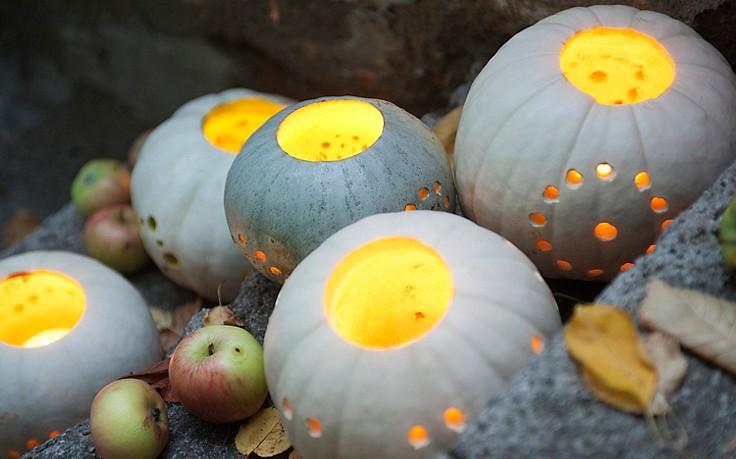 Inspiration für daheim: zauberhafte Deko-Ideen mit Kürbissen