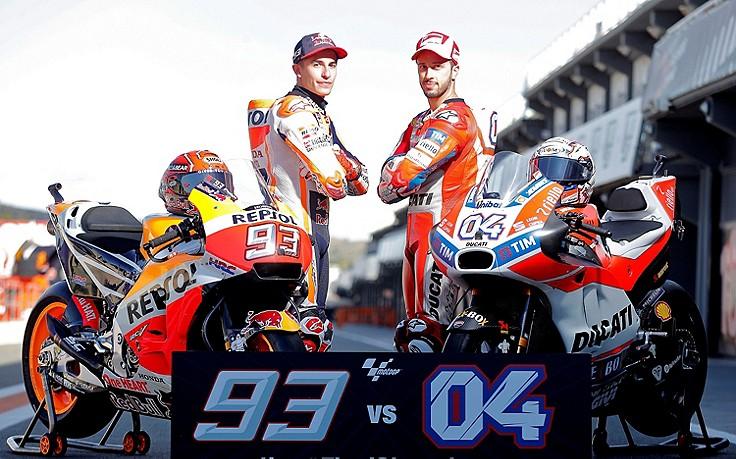 Wer wird MotoGP-Weltmeister 2017?