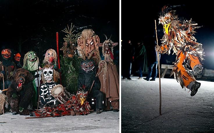 Bilder-Galerie: 7 furchterregende Gestalten im Alpenraum