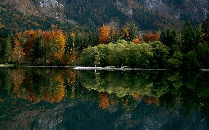 Bilder-Galerie: Die schönsten Landschaftsspiegelungen unserer Leser
