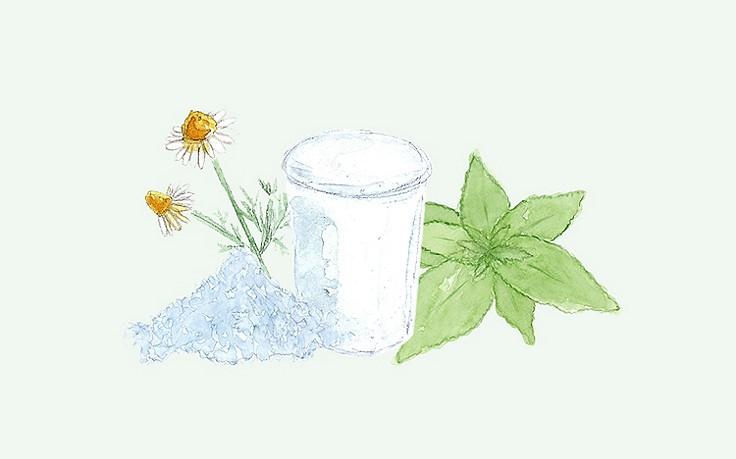 Naturheilmittel zum Selbermachen: Nase-frei-Kräutersole