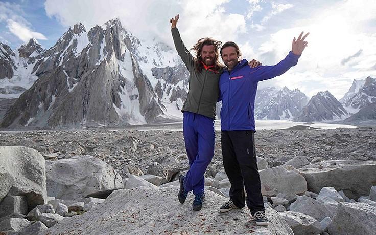 Ihre Expeditionen führten die Hubers schon in die entlegensten Regionen der Erde – unter anderem nach Patagonien, in die Antarktis oder an den Nordpol.