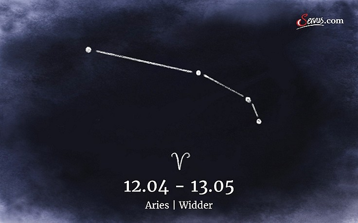 Servus-Jahreshoroskop 2018: Aries (12.04-13.05)