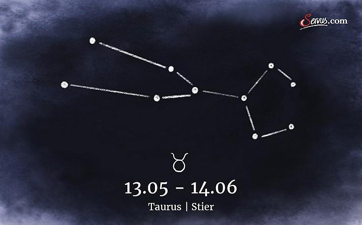 Servus-Jahreshoroskop 2018: Taurus (13.05-14.06)