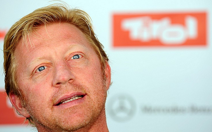 Boris Becker in Tirol