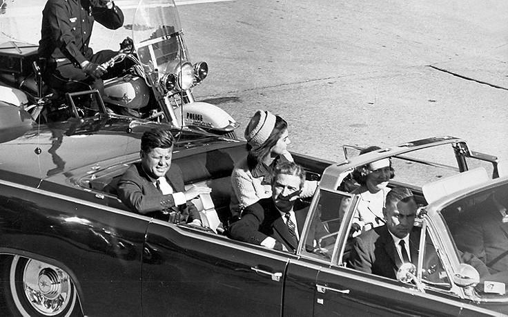 7 Theorien zum Attentat auf US-Präsident John F. Kennedy