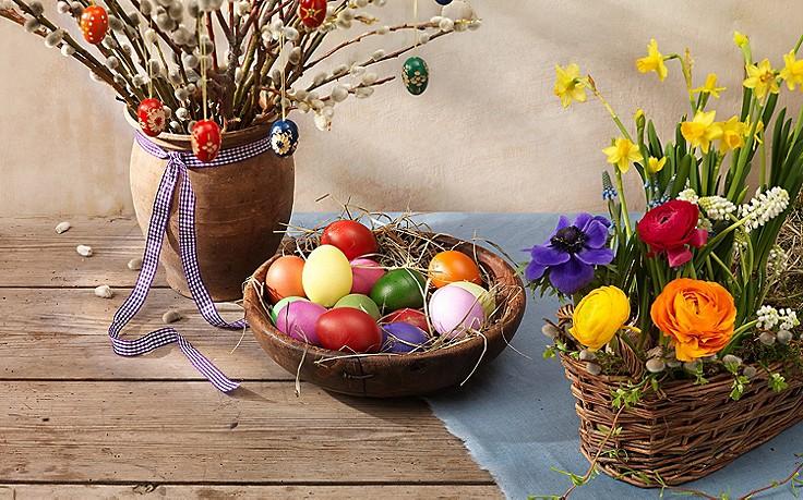Warum bringt der Hase das Ei?