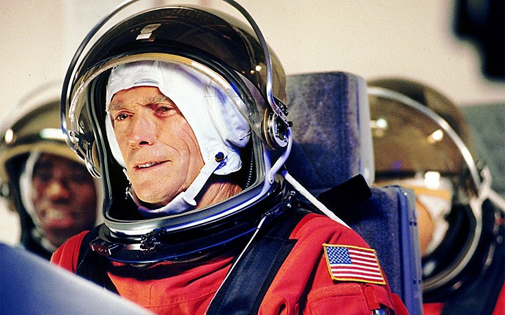 Echter Space Cowboy: Der älteste Astronaut der Welt