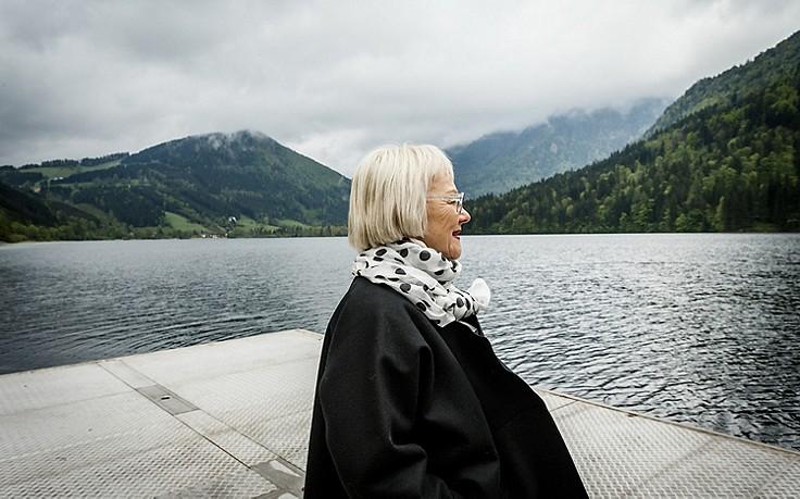 Suzie Heger, ehemalige Intendantin des Festivals Wellenklänge