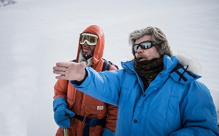 """Reinhold Messner im Interview: """"Es war nicht sicher, ob wir da wieder hinunterkommen"""""""