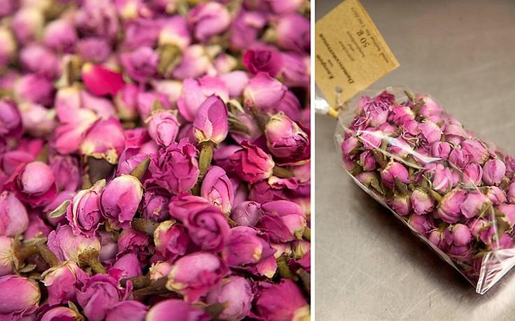 5 Wohlfühlprodukte mit Rosen