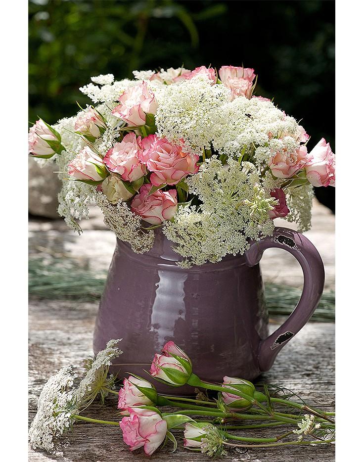 7 Ideen für Rosensträuße