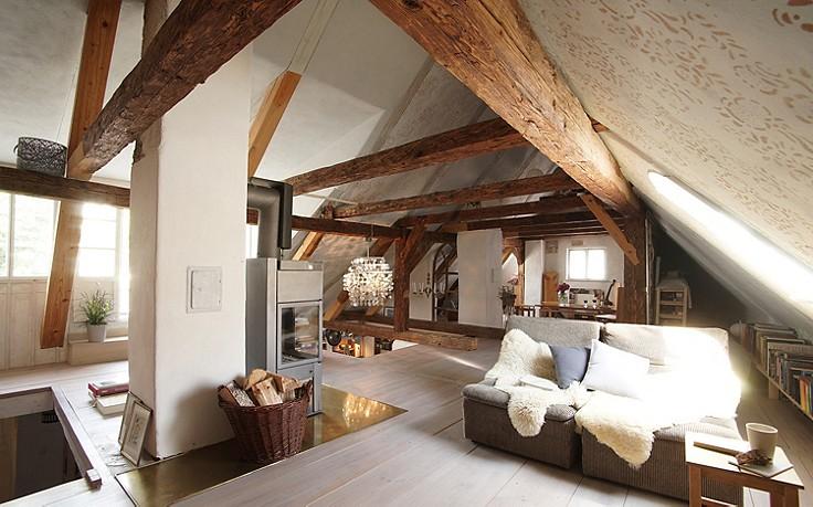 Altes Weberhaus / Inspiration für Daheim