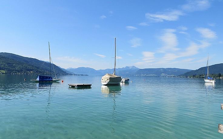 Bildergalerie: 8 türkise Seen in Österreich