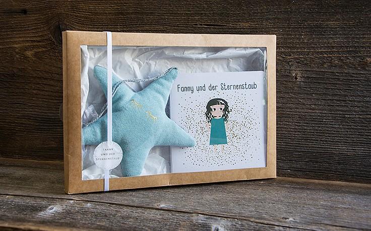 Fanny und der Sternenstaub – Geschenkset