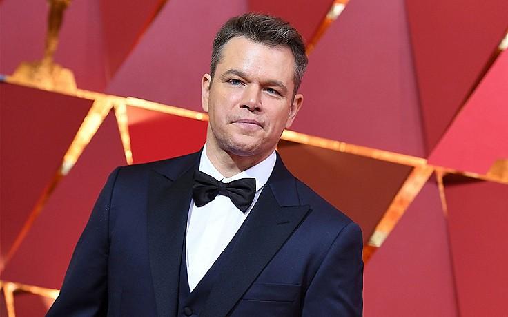 Wundern & wissen: 7 erstaunliche Fakten zu Matt Damon