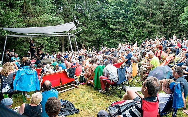 Veranstaltungs-Tipp: Schrammel-Klang-Festival (NÖ)