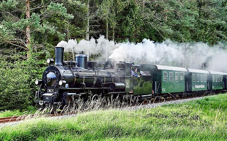 Die nostalgische Waldviertelbahn