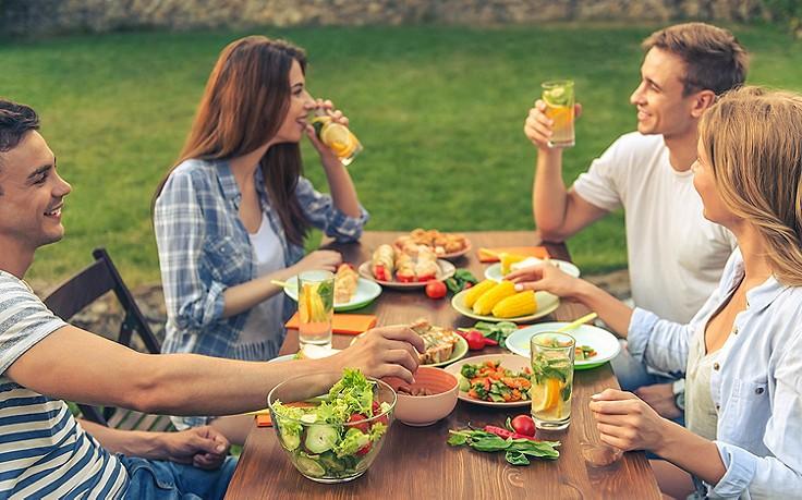 Diese 7 Lebensmittel kühlen von innen