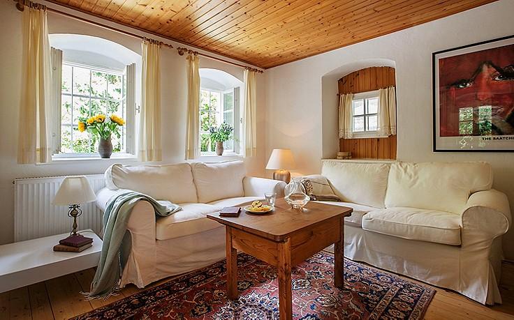 Hausbesuch im alten Winzerhaus