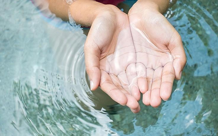 Wasser – unser Quell des Lebens