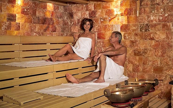 Sauna in der Vita Classica