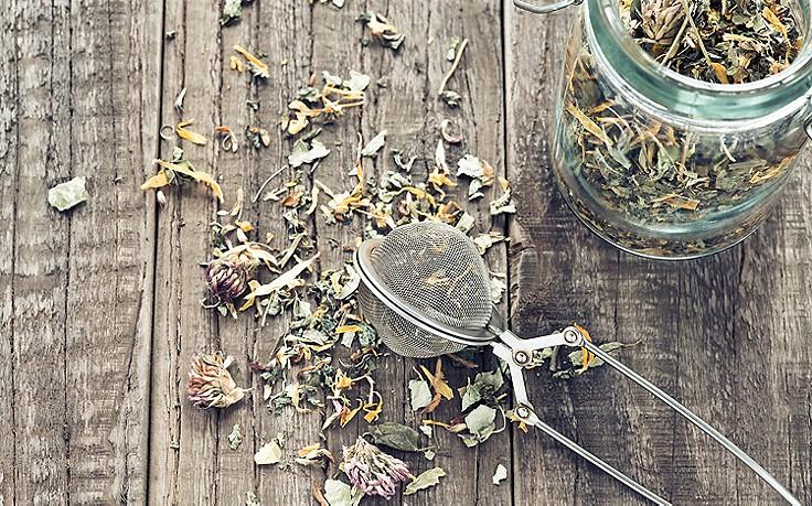 Weckruf-Tee zum Selbermachen